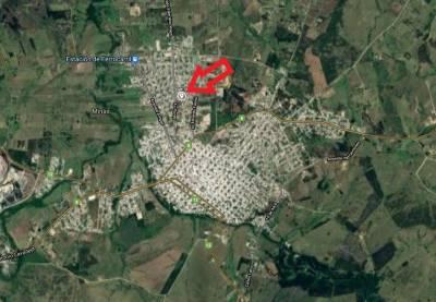 Terrenos altos en Ciudad de Minas, lotes de 356 a 357 m2