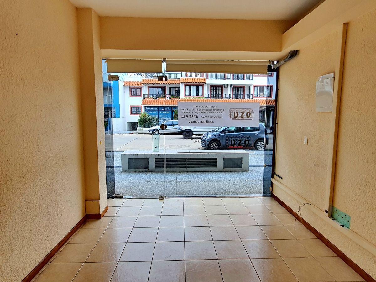 alquilo local a la calle con 2 habitaciones, cocina y baño en peninsula, punta del este - ngp27686l