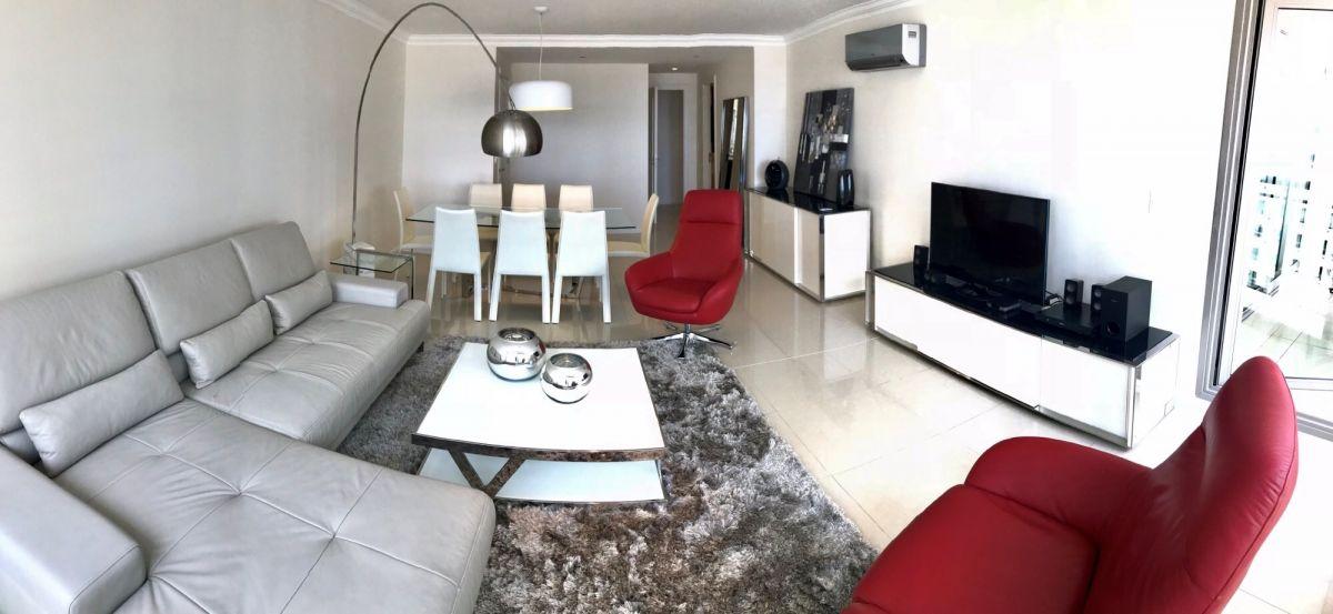 Apartamento ID.624 - venta/alquiler apartamento 3 dormitorios frente al mar, torre imperiale