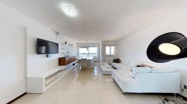 alquiler anual- venta apartamento 3 dormitorios y servicio punta del este - lmt999a