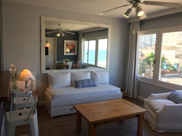 apartamento alquiler temporada 1 dormitorio zona peninsula  - lmt145a
