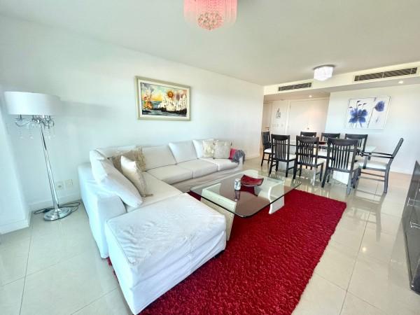 alquiler por temporada apartamento 3 dormitorios en torre aquarela - lmt1187a