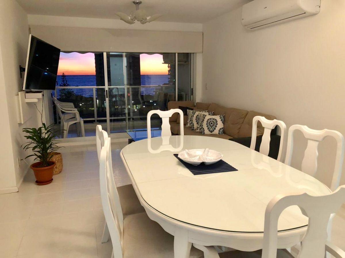 Apartamento ID.365 - Departamento de 2 dormitorios en primera linea de Playa Mansa