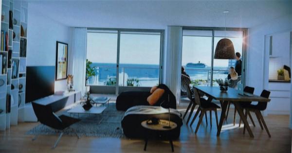 apartamento en venta brava, 2 dormitorios . - idg238a