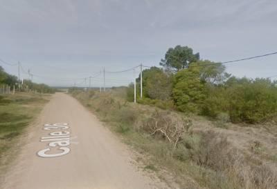 Terreno de 450 m2 en Balneario Buenos Aires a 1 cuadra y media de la ruta.