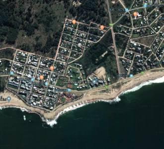 Muy buen terreno en Manantiales, con vista a la playa!!!
