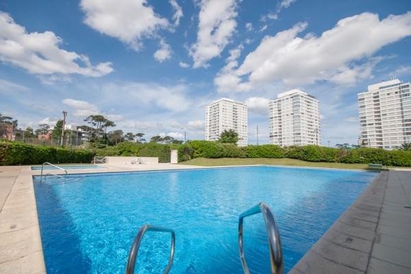 punta del este, mansa, apartamento de 3 dormitorios con amenities. - dbp1677a