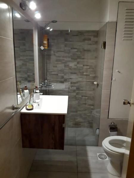 Apartamento ID.827 - Apto alquiler amueblado 1 dormitorio 1 baño- Paraguay-Centro