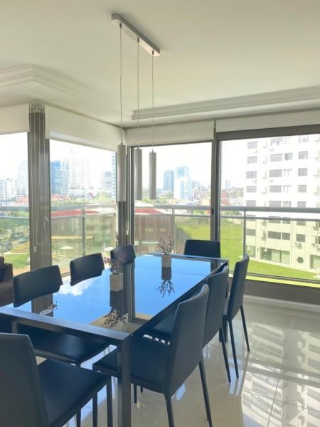 Espectacular apartamento en alquiler y venta