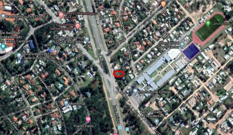 Terreno ID.5717 - Terreno ubicado sobre Boulevard Artigas
