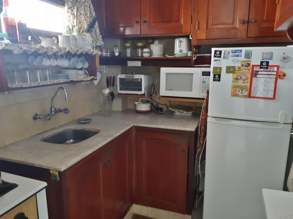 Apartamento ID.23096 - Apto. de 1 dormitorio frente a Playa Mansa con Terraza con vista al mar. Cochera en subsuelo.