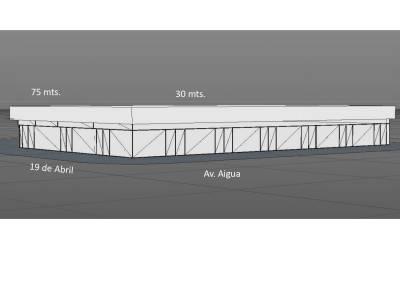 Terreno en Maldonado, ideal para construir mega local de 1755m2 propios