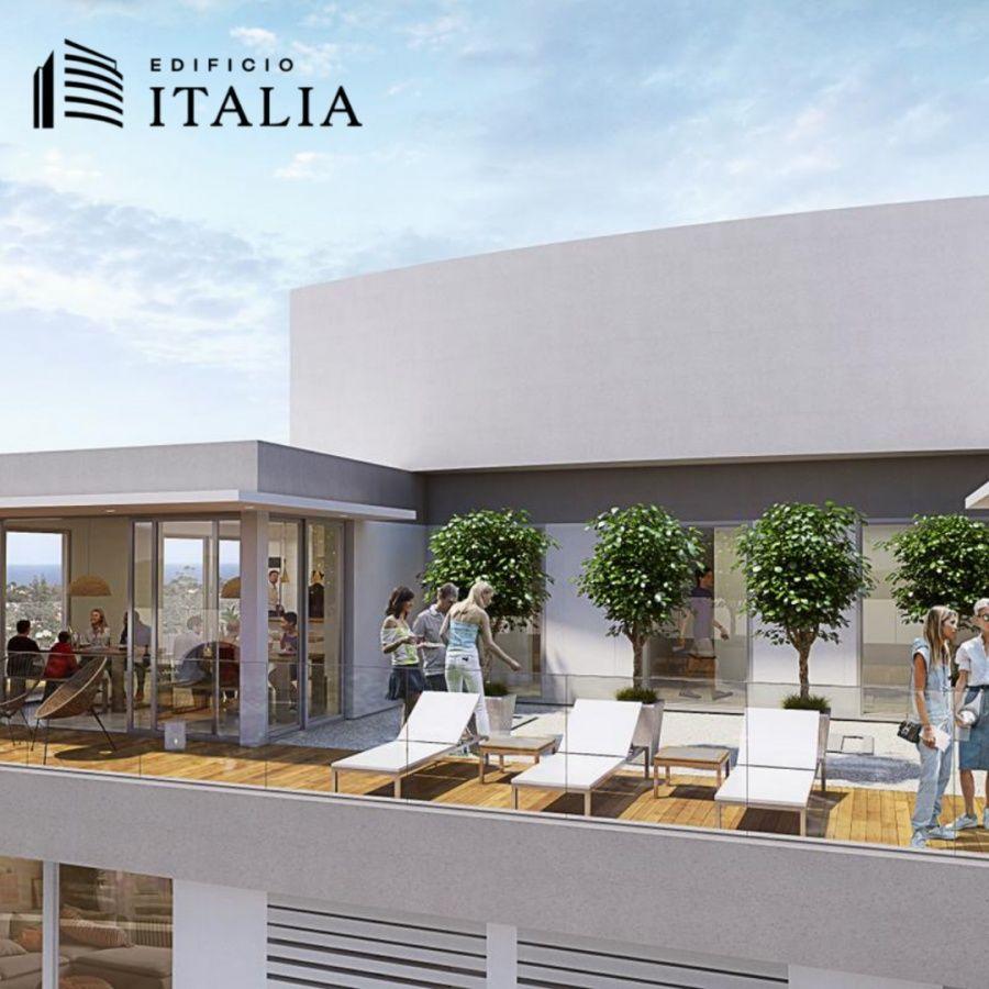 Apartamento Ref.215 - EDIFICIO ITALIA