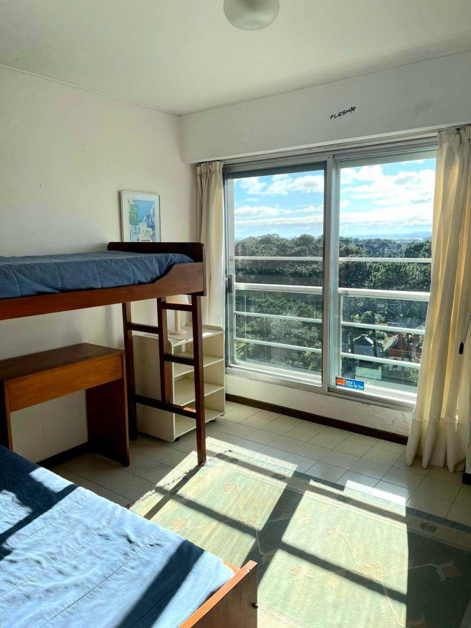Apartamento Ref.352 - Roosevelt 2 dormitorios, vista al mar