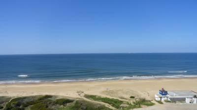 Playa Brava frente al mar
