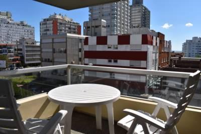 Edificio Recalada , terraza, garage y 80 mts. propios