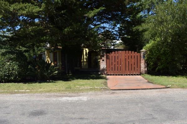 Casa  en Punta del Este Aidy Grill de 4 Dormitorios