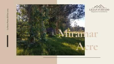 6-TERRENOS Cno EGUZQUIZA-Miramar Acres-UNICOS 5400 M2 PARA DESRROLLOS