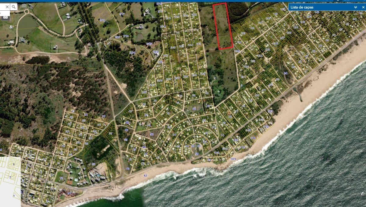 Chacra ID.330 - Venta chacra marítima en el Chorro-Punta Piedras 5 has