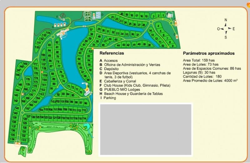 Terreno ID.366 - Venta Terreno en Pueblo Mio Manantiales