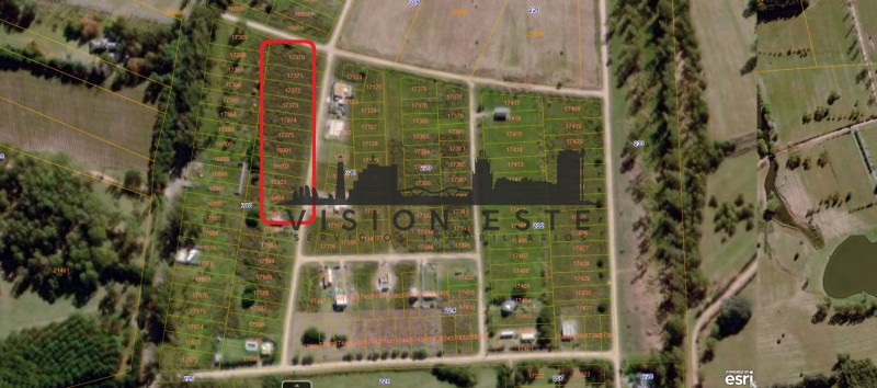 Terreno ID.329 - Venta terrenos en Miramar Acres, El Tesoro paquete 11 lotes
