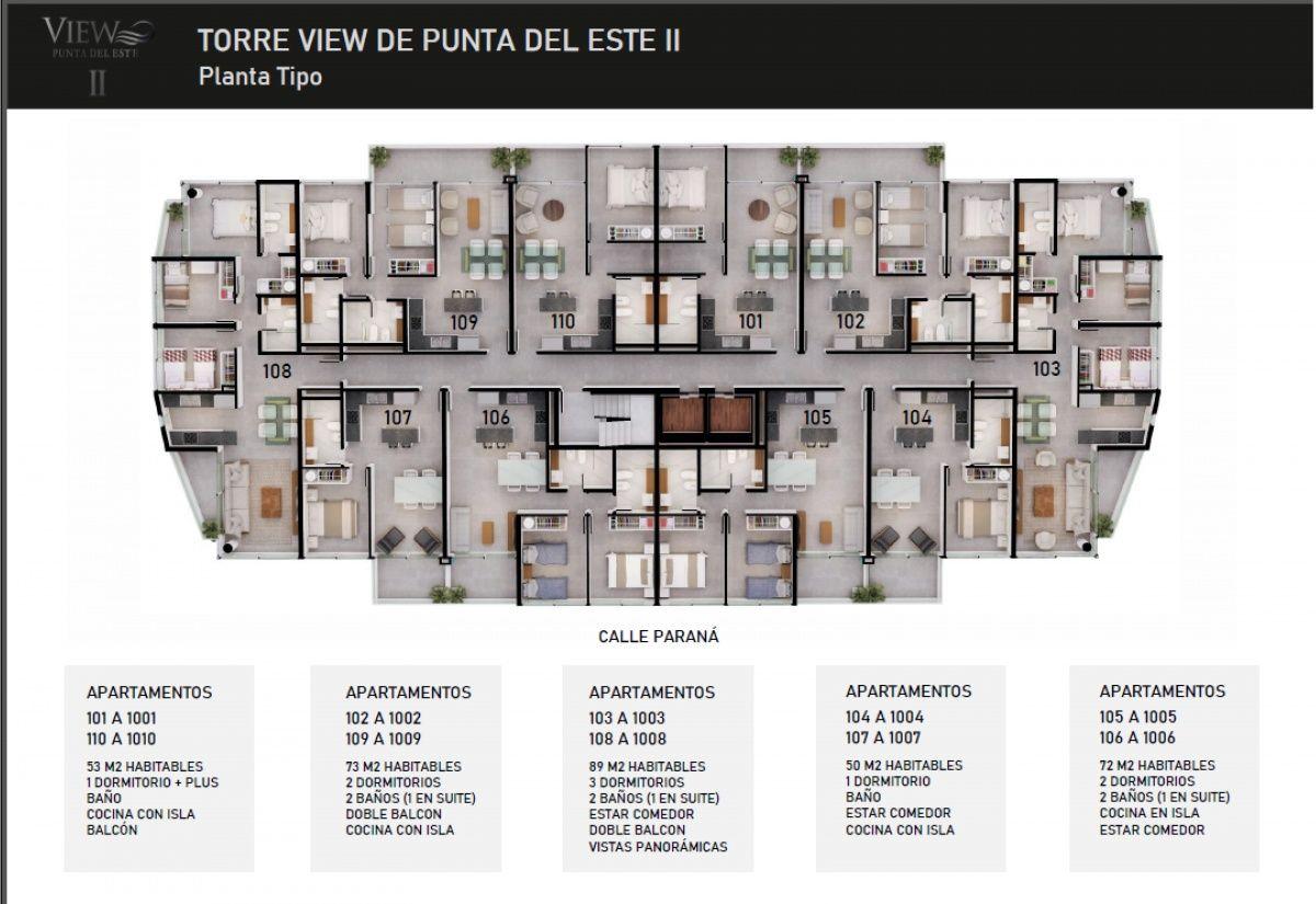 Apartamento ID.24051 - View II