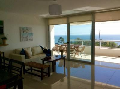 En Punta Ballena, 2 dormitorios