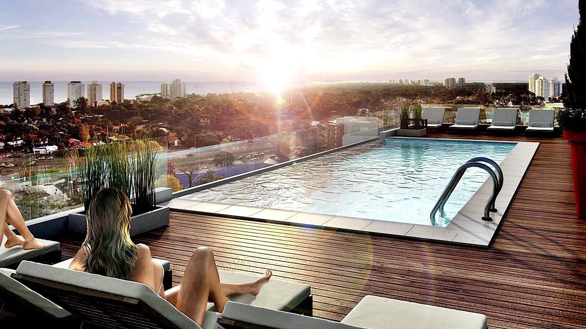 Apartamento ID.24420 - Apartamento de 1 dormitorio en Punta del Este