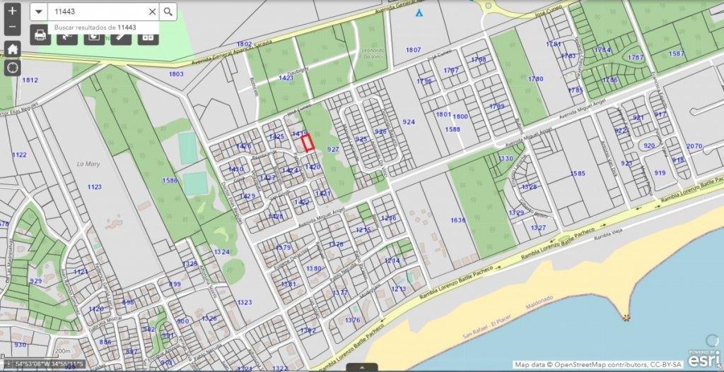 Terreno ID.2668 - RINCON DEL INDIO , TERRENO AMPLIO ,