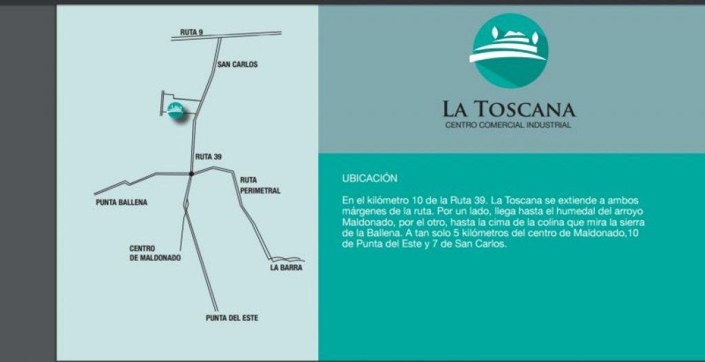 Terreno ID.1512 - Terreno en venta La Toscana