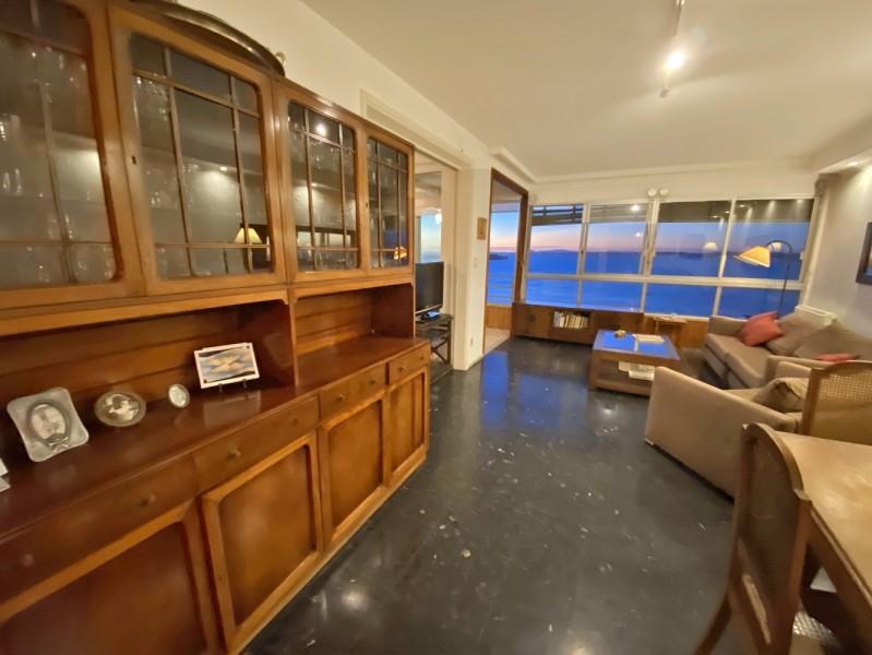 Apartamento ID.3109 - Vista al puerto, a la isla y a la bahia. Con el mejor sol para todo el año