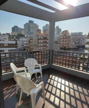 venta y alquiler temporario apartamento 1 dormitorio, peninsula, punta del este - sea273a