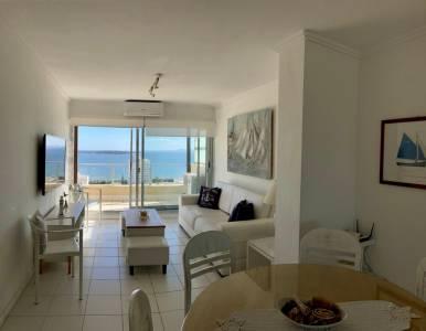 Pent House con parrillero propio en azotea. Hermosas vistas a Playas Mansa y Brava
