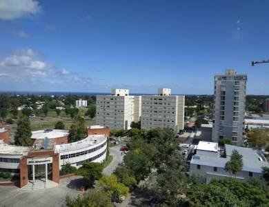 Luminoso apartamento ubicado en el centro de Maldonado. Ideal para renta