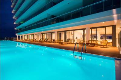 Torre de alta gama con amenities exclusivos.