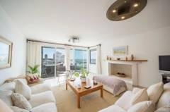 Apartamento con exelente vista al mar