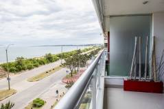 Vista plena al mar, Punta del Este, se financia el 50% en 24 meses