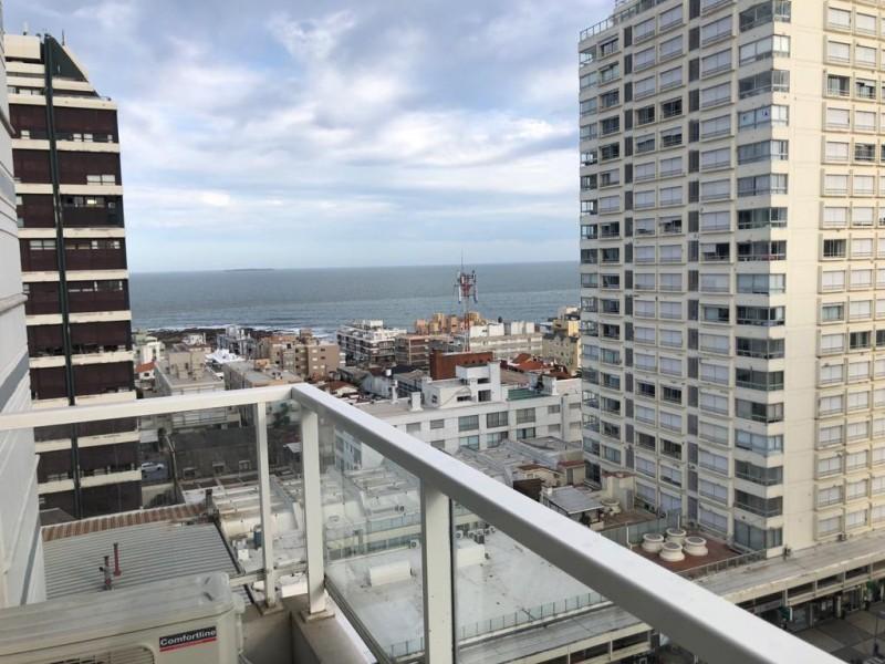 Apartamento ID.24 - Oportunidad de venta en Península , dos dormitorios con vista al puerto!