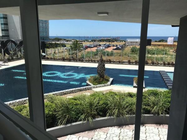 punta del este brava edificio con excelentes amenities! 3 dormitorios y dep. con vista!!!  - sun527a