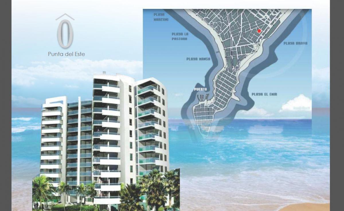 Apartamento ID.1506 - Apartamento en Punta del Este, Brava