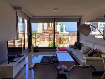 Apartamento en venta y alquiler de 2 dormitorios en Punta del Este