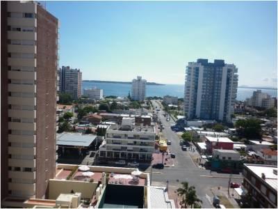 Oportunidad apartamento en venta de un dormitorio y medio en Punta del Este