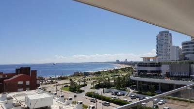 venta y alquiler de apartamento de 3 dormitorios en Punta del Este