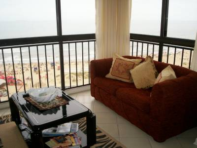 Apartamento en primera línea Playa Brava