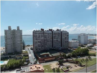 Venta y alquiler de apartamento de dos dormitorios en Punta del Este