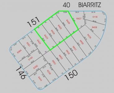 Venta de terreno  en Punta del Este para construir Propiedad Horizontal