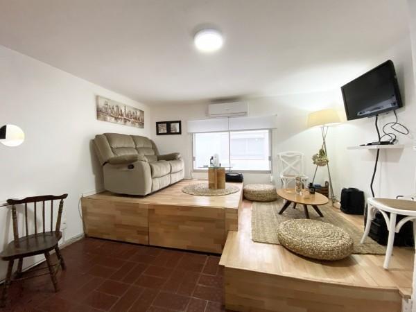 venta apartamento en peninsula, monoambiente reciclado - iev1592a
