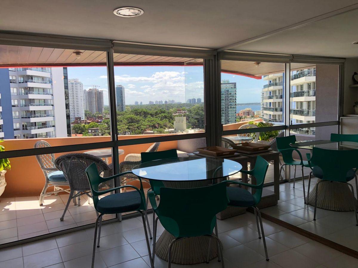 Apartamento ID.3416 - Venta apartamento en Punta del Este, Brava