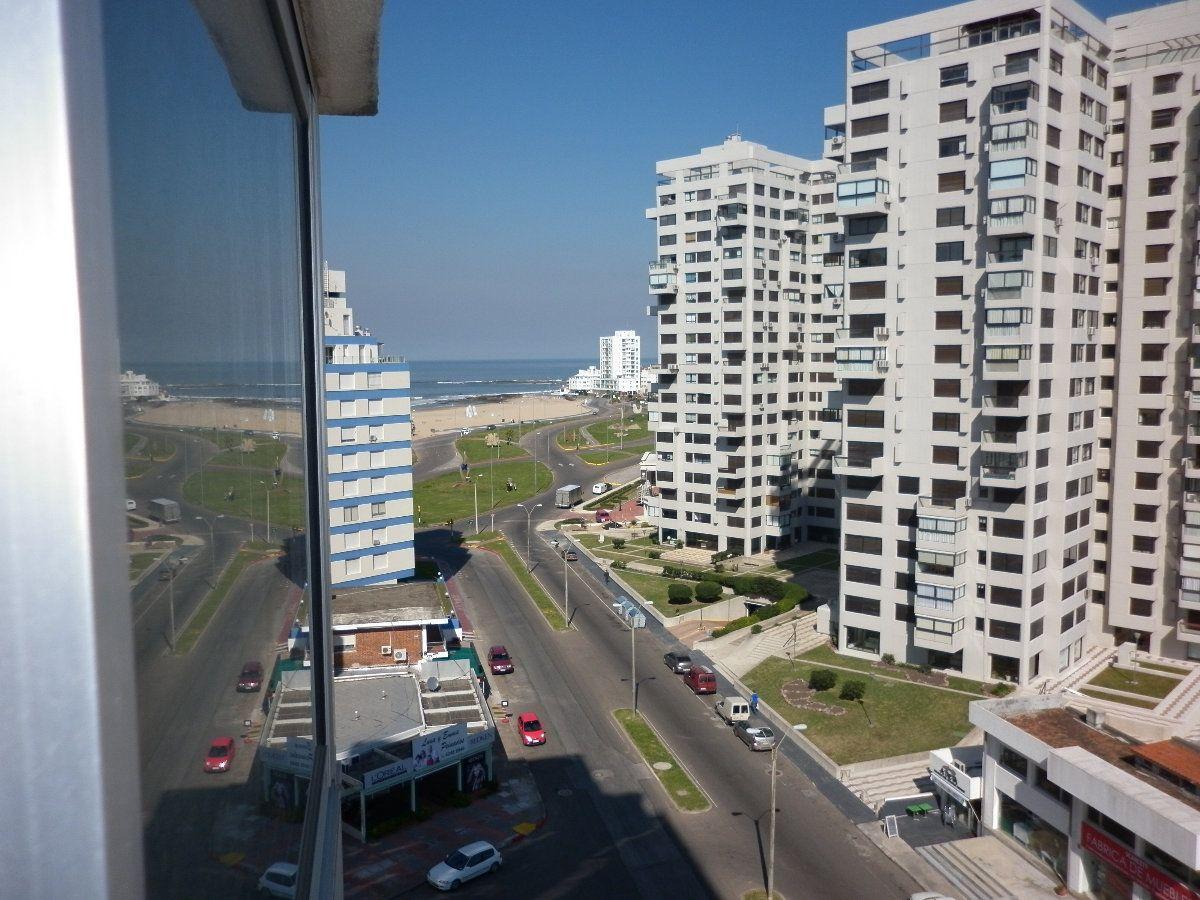 Apartamento ID.3413 - Vista al mar, excelente ubicacion ,2 cuadras playa mansa