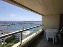 Apartamento de 3 dormitorios a la venta y en alquiler anual en edificio de categoría en Punta del Este